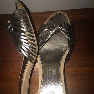 Summer sandals size 10 1/2 B